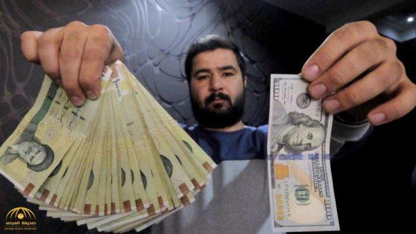 انهيار العملة الإيرانية إلى مستوى قياسي أمام  الدولار