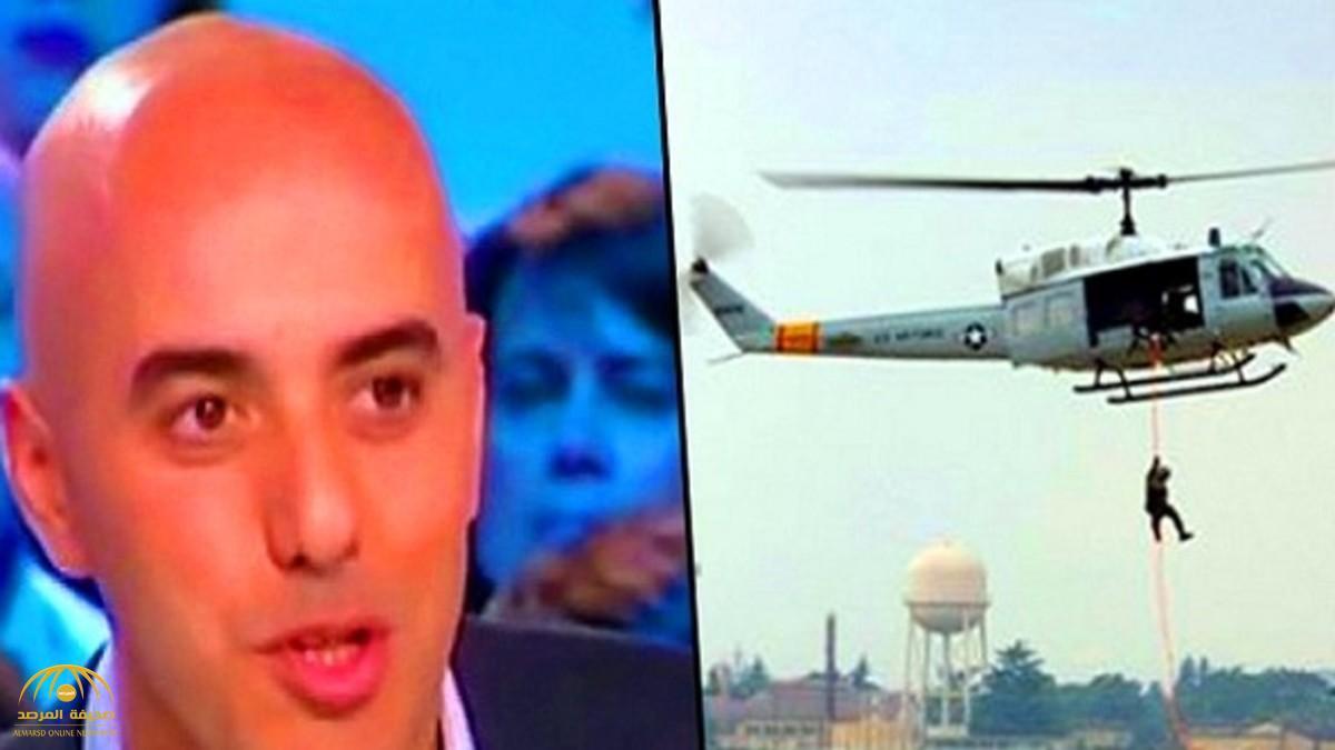 """رغم وجود وحدة """"كوماندوس"""" وطائرات لمراقبة المنطقة..  شاهد: عملية هروب مثيرة لجزائري الأصل من سجن بـ """"فرنسا"""""""
