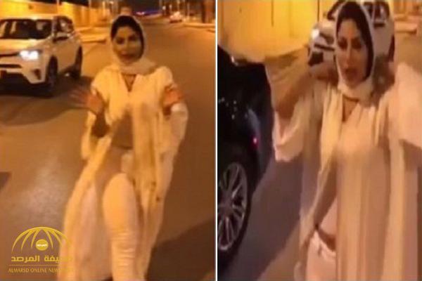 """بعد ظهورها في لقطة """"غير محتشمة"""" بالرياض .. الإعلامية السعودية """"شيرين الرفاعي"""" تعترف بالخطيئة وتطلب العفو !"""
