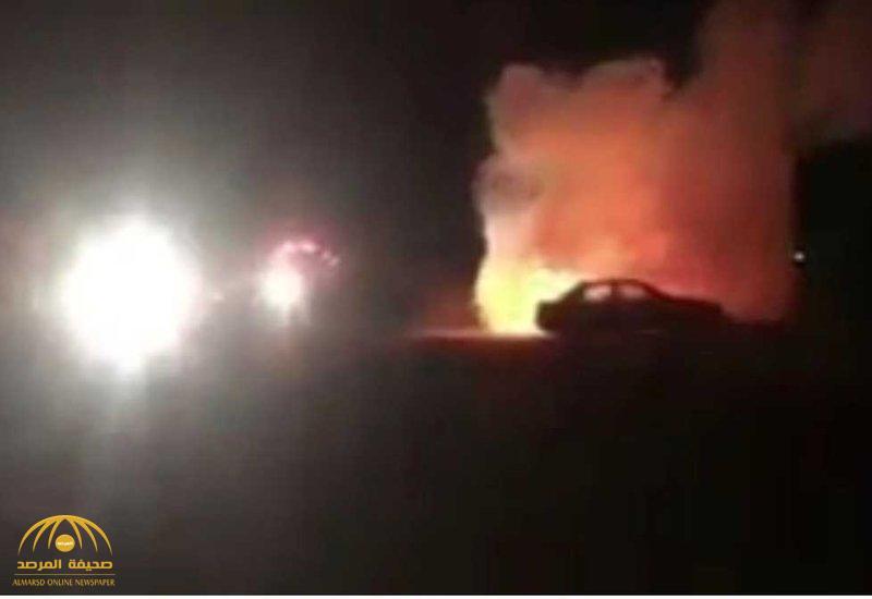 شرطة مكة توضح تفاصيل ضبط المتهمين بإحراق سيارة امرأة بالجموم والكشف عن جنسياتهم