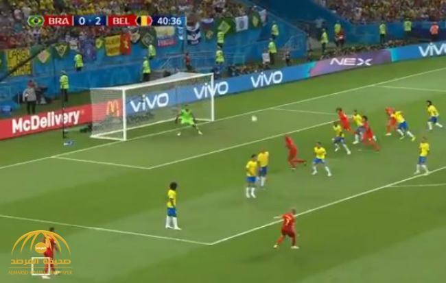 بالفيديو : مونديال المفاجآت .. بلجيكا تهز عرش البرازيل و تقصيها لتتأهل لنصف النهائي