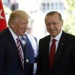 ترامب يوجه نداءً لأردوغان عبر تويتر .. ما القصة؟