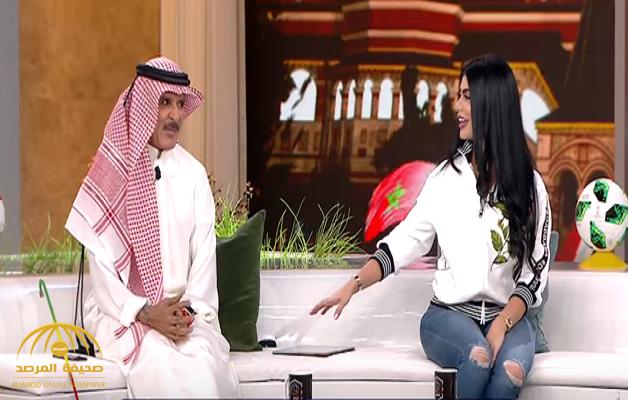 بالفيديو : علياء الشمري تفاجئ الفنان عبد الله بالخير وتطلب الزواج منه على الهواء!