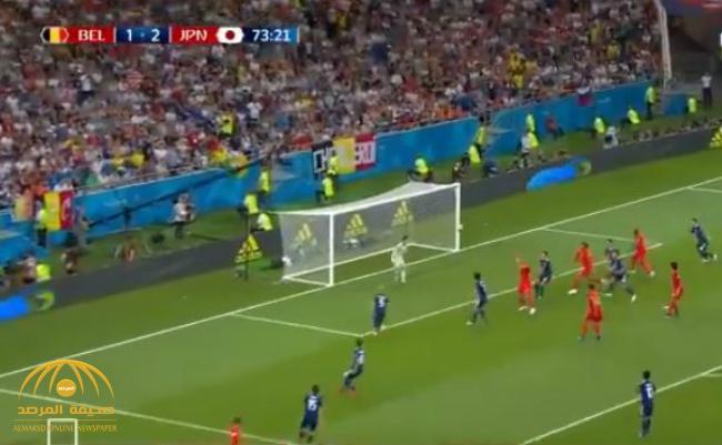 بالفيديو: بلجيكا تقلب الطاولة على اليابان في الدقائق الأخيرة بثلاثة أهداف