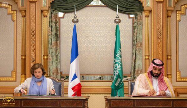 بالصور: ولي العهد يجتمع مع وزيرة القوات المسلحة الفرنسية.. ويوقعان على هذه الاتفاقية