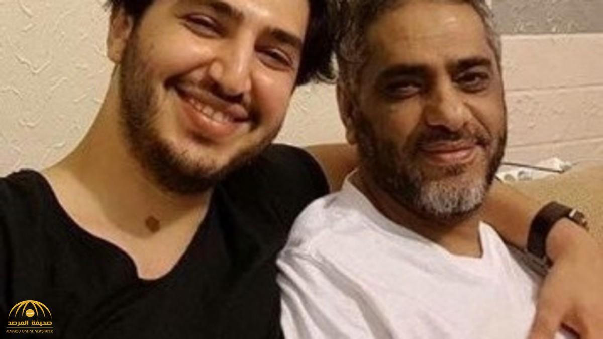 بالصور.. هكذا عبّر نجل فضل شاكر عن فرحته ببراءة والده