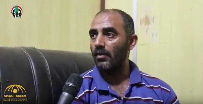 كاشفًا طريقة تعامل الجيش الوطني معه.. شاهد: أسير حوثي يوجه رسالة للمغرر بهم في اليمن