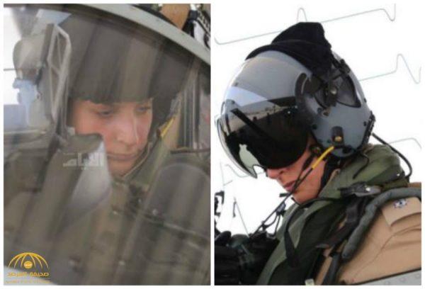 شاهد أول فتاة تقود طائرة مقاتلة في تاريخ البحرين