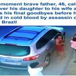 شاهد .. قاتل ينهي حياة محامي شهير بخمس رصاصات أمام عائلته في البرازيل