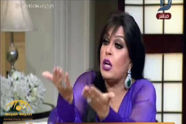 فيفي عبده : «كنت بدعي للمنتخب والروس بيسكروا عند الخواجة ياني» (فيديو)