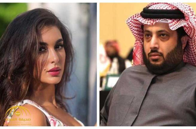 بالفيديو .. تركي آل الشيخ يكشف حقيقة زواجه من الفنانة المصرية ياسمين صبري