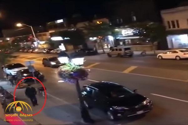 شاهد :  فيديو يرصد لحظة هجوم كندا.. وشهود يروون التفاصيل