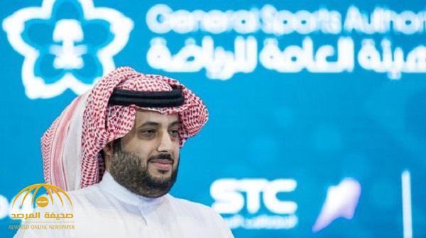 قرارات جديدة للرياضة السعودية ستكون حديث الشارع الرياضي .. وهذا ما قاله تركي آل الشيخ