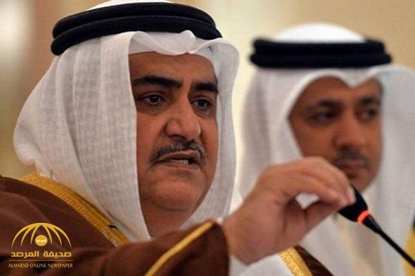 """وزير خارجية البحرين يعلّق على تهديد إيران بـ """"إغلاق هرمز"""""""