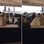 شاهد: ردة فعل عروس خذلها عريسها ولم يحضر حفل الزفاف.. ردة فعل العروس أذهلت الجميع!