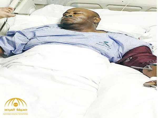 """""""مشرف الأمن"""" المطعون بمستشفى في بيشة :  يكشف حقيقة ما حدث.. وهذا ما فعله الجناة عندما حاول الفرار!"""