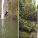 أمام الكاميرات .. شاهد: لحظة غرق مغني شهير أثناء تصوير أغنية في بحيرة بالإكوادور!