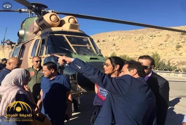 بعدما أثارت جدلًا واسعًا.. أول تعليق للجيش الأردني حول نقل أحلام بمروحية عسكرية!
