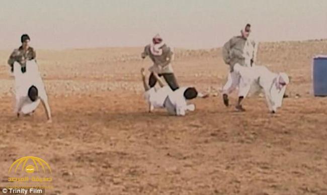 """""""مسار الدم"""".. وثائقي بريطاني عن  إرهاب""""القاعدة"""" في السعودية .. شاهد لقطات من تدريبات أعضاء التنظيم"""