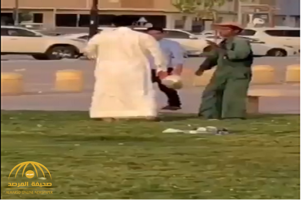 أول تعليق من أمانة الرياض على مقطع صفع عامل نظافة بحديقة الشهداء في غرناطة!