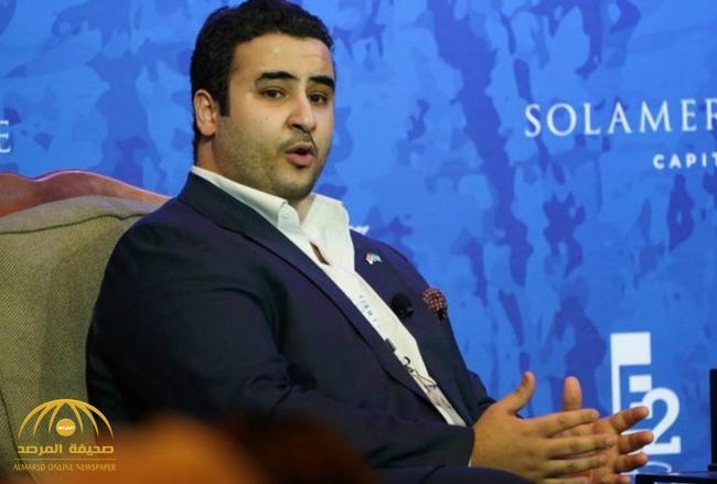 """خالد بن سلمان يكشف: هذا الأمر يهمس به """"ظريف"""" سرًا لمن يلتقيهم عن """"خامئني"""" .. ويؤكد: سمعت هذا الكلام مباشرة من مسؤول"""