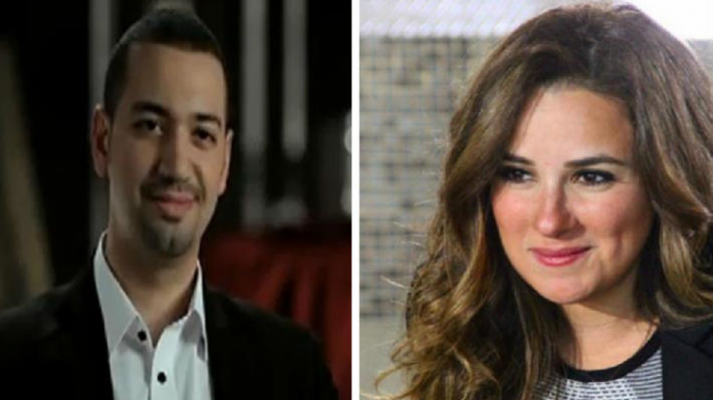 """أول تعليق من الداعية الإسلامي معز مسعود بعد زواجه من الممثلة المصرية شيري عادل.. """"أشكر زوجتي السابقة"""""""