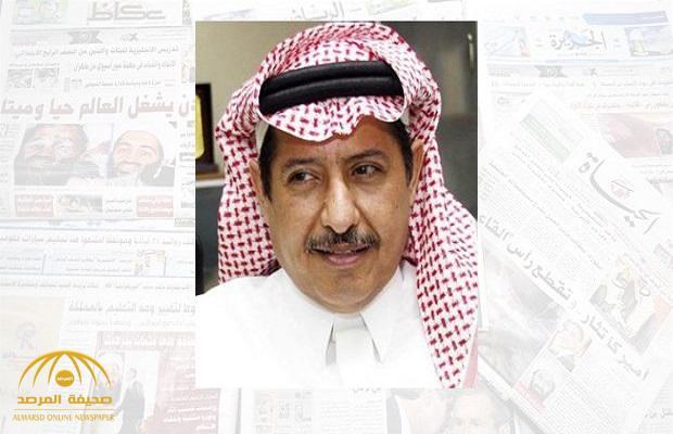 """الكاتب """"محمد آل الشيخ"""" يكشف الحل في القضاء على الإرهاب.. وأفضل الطرق لمنع أدلجة الإسلام!"""