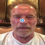 """الممثل الأمريكي شوارزنيغر يهاجم ترامب ويصفه بـ""""مكرونة مسلوقة"""" -فيديو"""