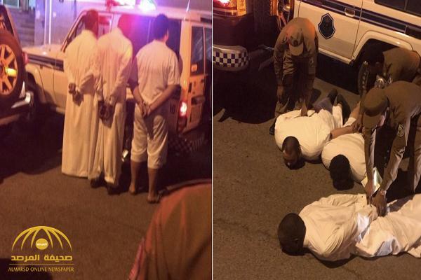 الحكم بالسجن 5 سنوات و1200 جلدة للمعتدين على رجلي المرور بالمدينة