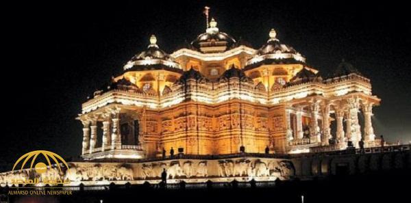 بناء أكبر معبد هندوسي بالشرق الأوسط في أبوظبي