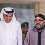لقاء سري بين ملك المغرب و تميم