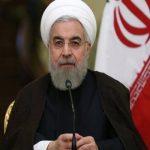 روحاني يتراجع عن تهديداته بإغلاق مضيق هرمز .. وهذا ما قاله عن النفط الخليجي