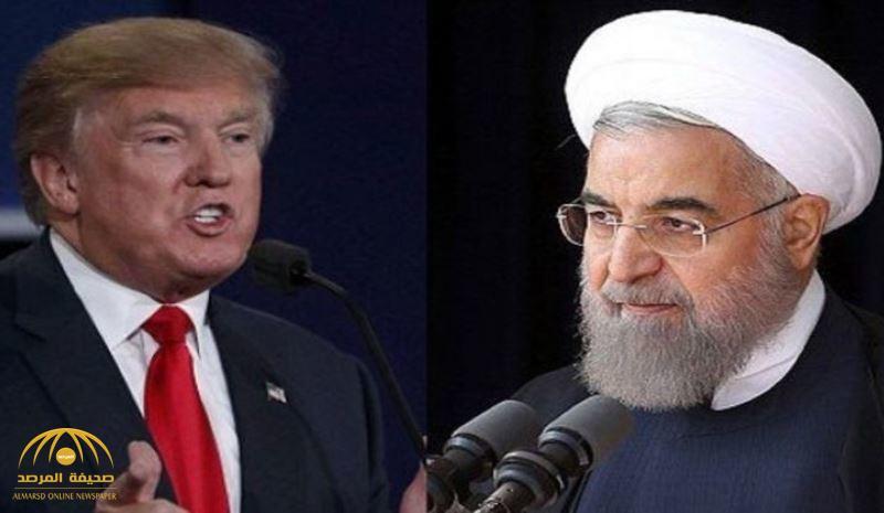 """بعدما هدد """"روحاني"""" في تغريدة.. مسؤولون أميركيون يكشفون خطوة """"ترامب"""" المقبلة"""