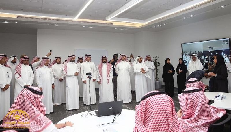 بالصور .. وزير الاتصالات وتقنية المعلومات يدشن برنامج (STC حلول) للأمن السيبراني