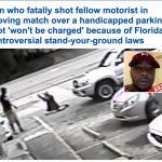 بالفيديو: رجل يقتل شابا بإطلاق النار عليه في فلوريدا ويثير جدلا حول مشروعية ما قام به!