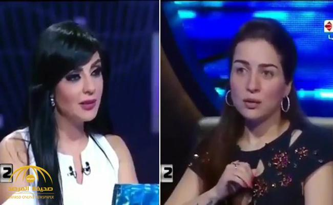 بالفيديو .. مي عز الدين : أنا مسلمة وأمي مسيحية كانت تضربني من أجل الصلاة !