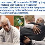 عامل أمريكي فقير يتحول إلى مليونير بعد إصابته بمرض السرطان!