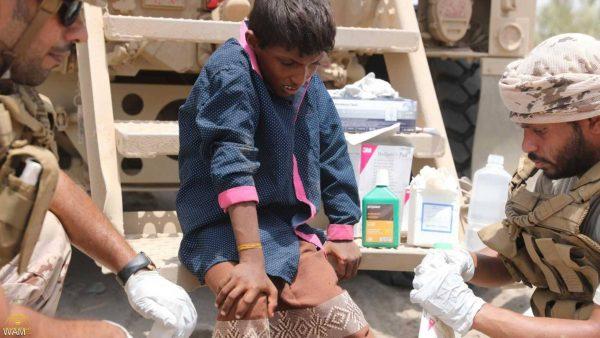 صاروخ إيراني يحول العيد في قرية يمنية إلى مأساة