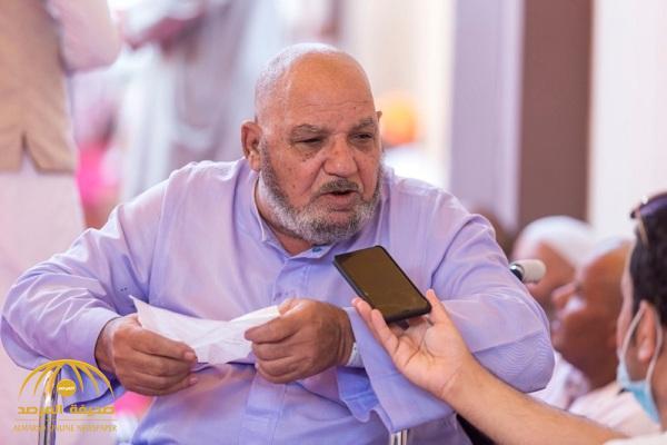 حاج مصري: الملك سلمان وقف معي مرتين لن أنساهما ما حييت.. وهكذا أنصفني عندما كنت أعمل في  الرياض قبل 41 عاماً