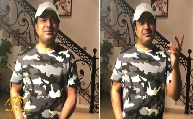 """بالفيديو .. """"راشد الماجد"""" يغني لـ """"تركي آل الشيخ"""" بمناسبة عيد ميلاده"""