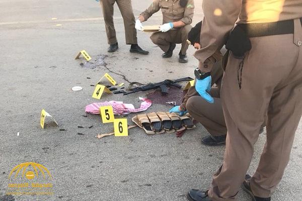 أول صور للمطلوب الأمني بعد أنباء عن إصابته في تبادل إطلاق نار مع الجهات الأمنية في البكيرية