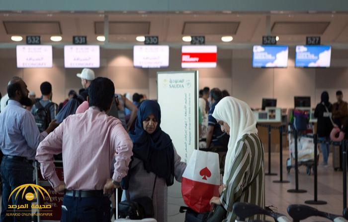 المطارات الكندية تزدحم بالسعوديين.. وهذا مصير منازلهم وسياراتهم وجميع مقتنياتهم!