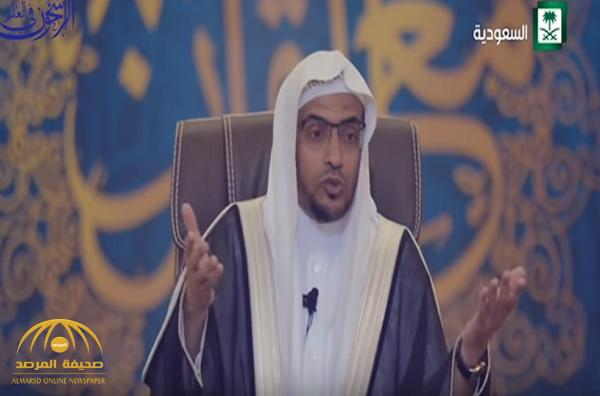 بالفيديو .. المغامسي يفتي بجواز حلق الشعر  وقص الأظفار لمن أراد أن يُضحي!