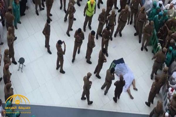 أول تعليق من رئاسة الحرمين على الحاج الذي انتحر بالقفز من سطح الحرم!