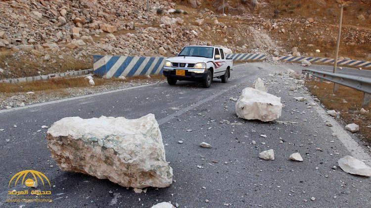 زلزال عنيف يهز إيران.. والكشف عن عدد القتلى والمصابين!