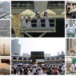 """""""يوميات حاج"""" .. شاهد: أبرز 25 صورة لحجاج بيت الله من """"مكة"""" ليوم الأحد"""