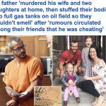 أمريكي يرتكب جريمة بشعة ويقتل زوجته الحامل وأطفاله في كولورادو و يخرج في برنامج تليفزيوني يناشد بعودتهن!-صور وفيديو