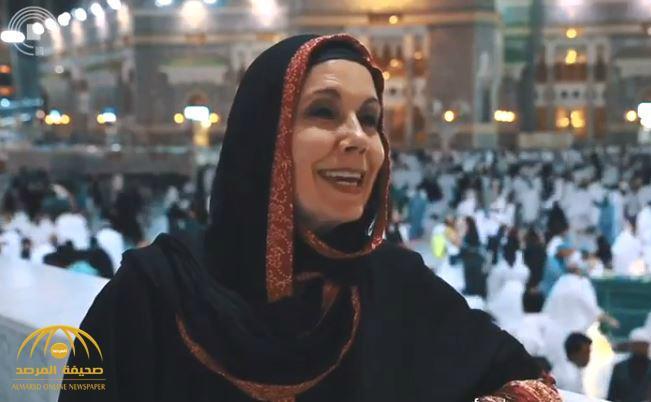 من الموسيقى إلى مكة.. شاهد: ماذا قالت أشهر مقدمات البرامج الألمانيات عن الإسلام ورحلتها للحج