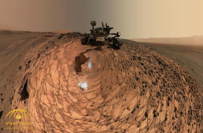 """""""ناسا"""" تكشف مفاجأة كبرى .. كائنات زارت المريخ قبل البشر"""