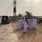 العثور على شاب بعد اختفائه في نزهة برية مع أصدقائه بالخرج في مشهد صادم!